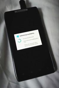 CyanogenMod powered by Micorosft