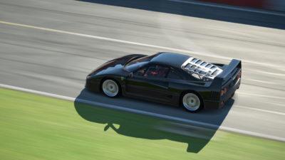 F40 Gran Turismo 6