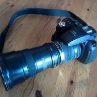 Raynox DCR-2020 Pro z Fujifilm HS10