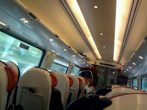 Pociągi w Anglii